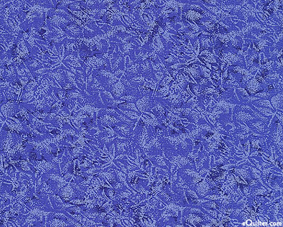 Fairy Frost - Sapphire Blue/Pearlescent