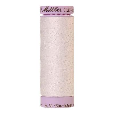 Basic - Mettler Silk Finish Cotton Thread - 164 yd - White