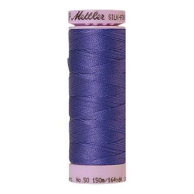 Purple - Mettler Silk Finish Cotton Thread - 164 yd - Twilight