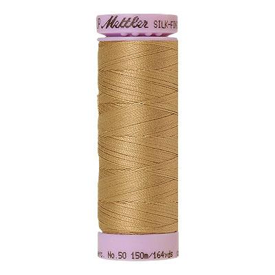 Beige - Mettler Silk Finish Cotton Thread - 164 yd - Mushroom