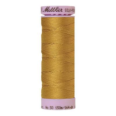 Mettler Silk Finish Cotton Thread - 164 yd - Camel