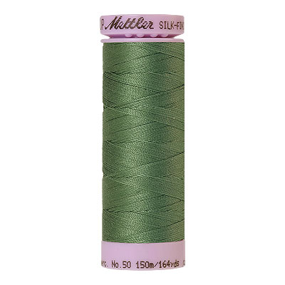 Mettler Silk Finish Cotton Thread - 164 yd - Sage