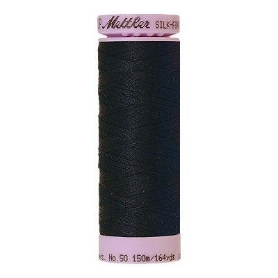 Mettler Silk Finish Cotton Thread - 164 yd - Indigo
