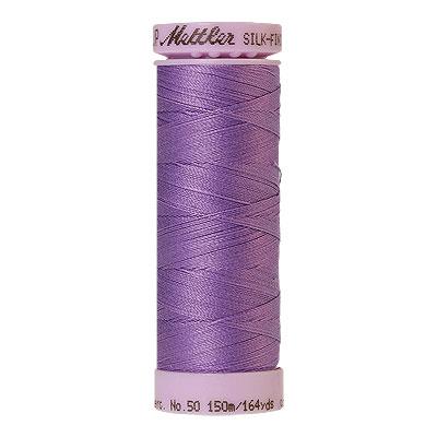 Purple - Mettler Silk Finish Cotton Thread - 164 yd - Lilac
