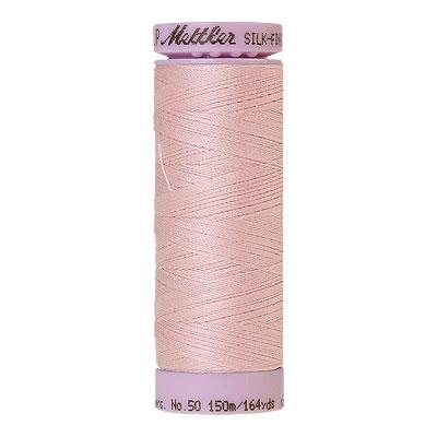 Pink - Mettler Silk Finish Cotton Thread - 164 yd - Lt Rose