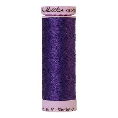 Purple - Mettler Silk Finish Cotton Thread - 164 yd - Dark Lilac