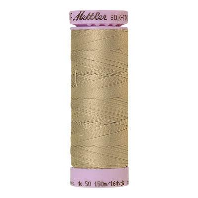 Gray - Mettler Silk Finish Cotton Thread - 164 yd - Pearl Gray