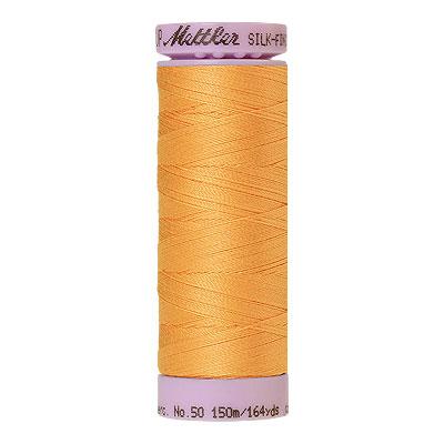 Mettler Silk Finish Cotton Thread - 164 yd - Cantaloupe
