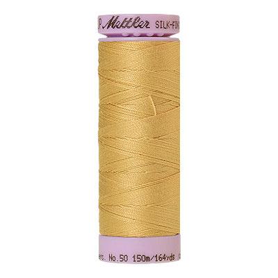 Mettler Silk Finish Cotton Thread - 164 yd - Primrose
