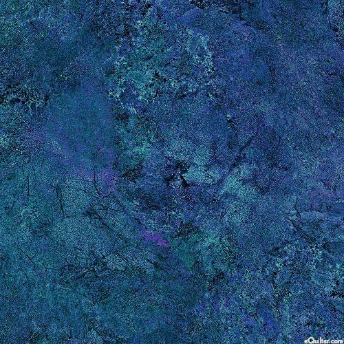 Stonehenge Gradations Mystic - Mineral Rock - Cobalt Blue