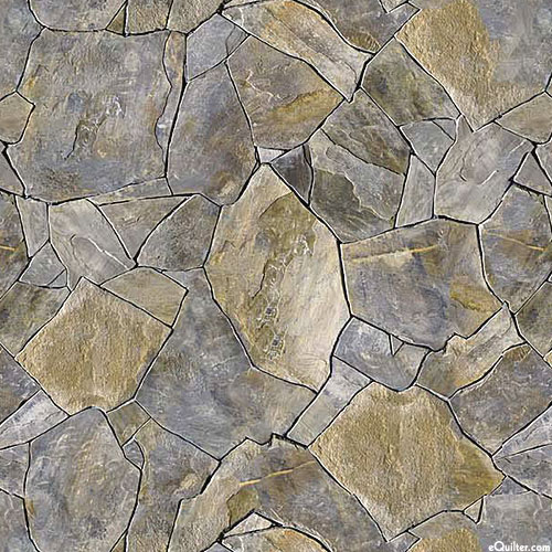 Naturescapes - Natural Stone Floor - Slate Gray