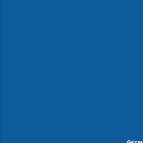 Blue - ColorWorks Premium Solid - Stonewash