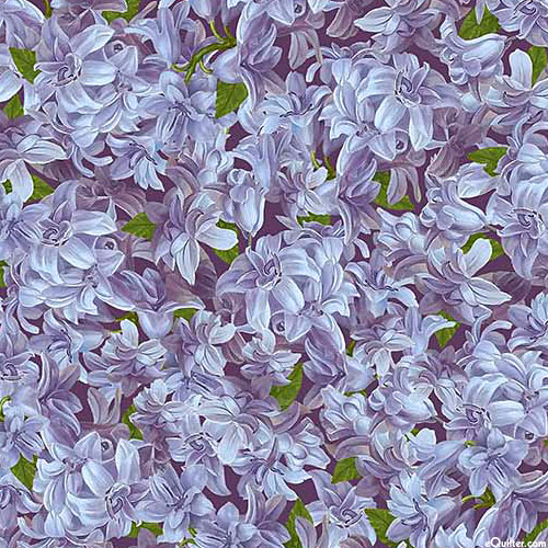 Covent Garden - Fragrant Blossoms - Lilac Purple - DIGITAL