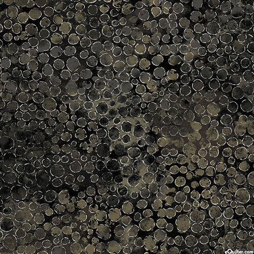 """Shimmer - Caviar Riches - Smoke Gray - 108"""" QUILT BACKING"""