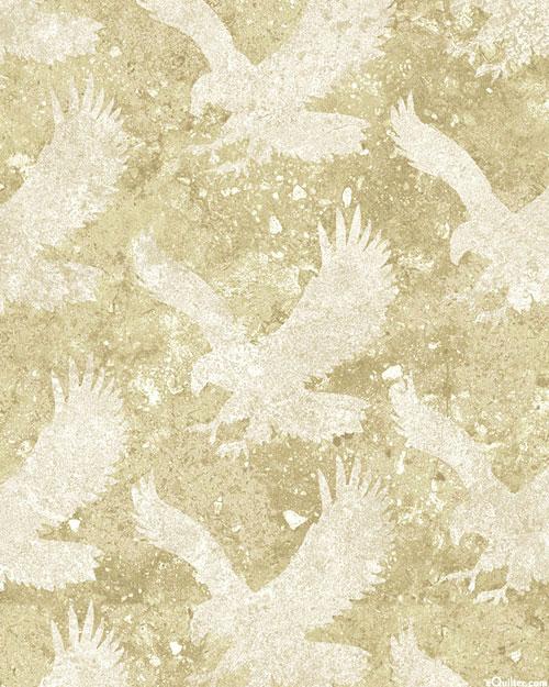 Stonehenge Old Glory - Eagle Landing - Natural