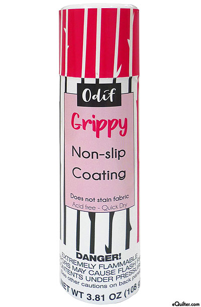 Grippy Non-Slip Spray Coating