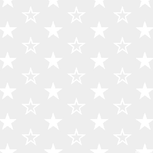 Essential Heroes - Star Spangled - White
