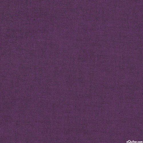 """Peppered Cottons Yarn-Dye - Plum - 108"""" QUILT BACKING"""