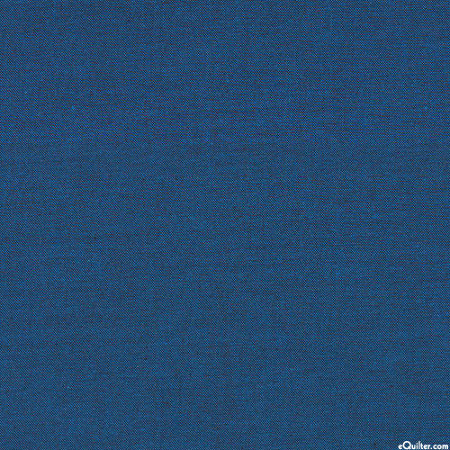 "Peppered Cottons Yarn-Dye - Delft Blue - 108"" QUILT BACKING"