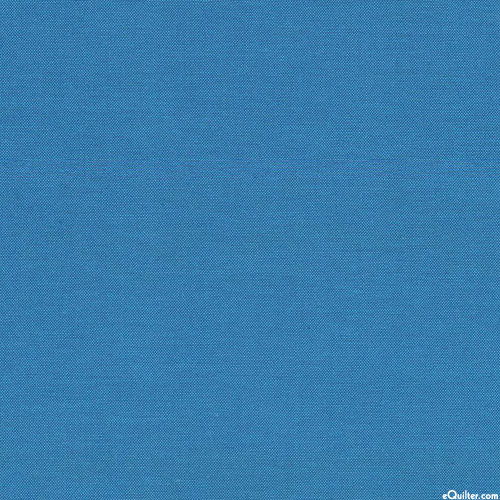 """Peppered Cottons Yarn-Dye - Pacific Blue - 108"""" QUILT BACKING"""