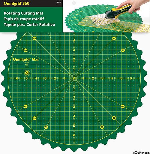 Omigrid 360 Rotating Cutting Mat