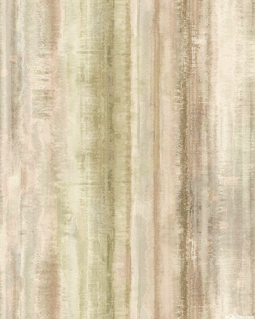 """Tahiti Dreams - Sand Striations - Taupe - 108"""" QUILT BACK"""