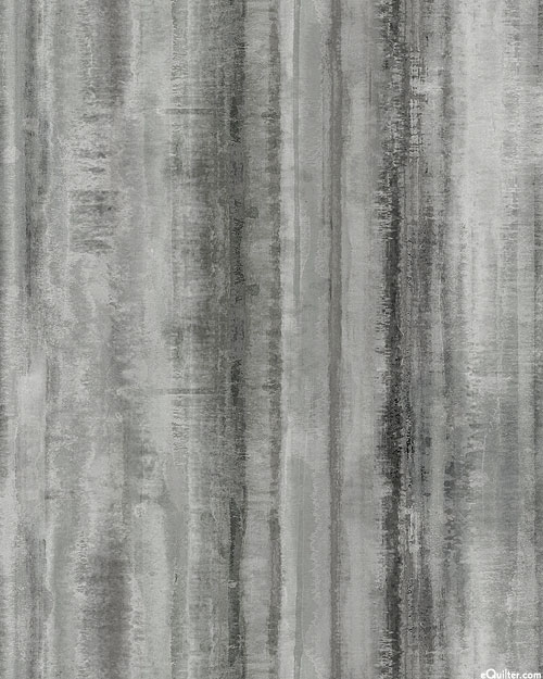 """Tahiti Dreams - Sand Striations - Pewter - 108"""" QUILT BACK"""