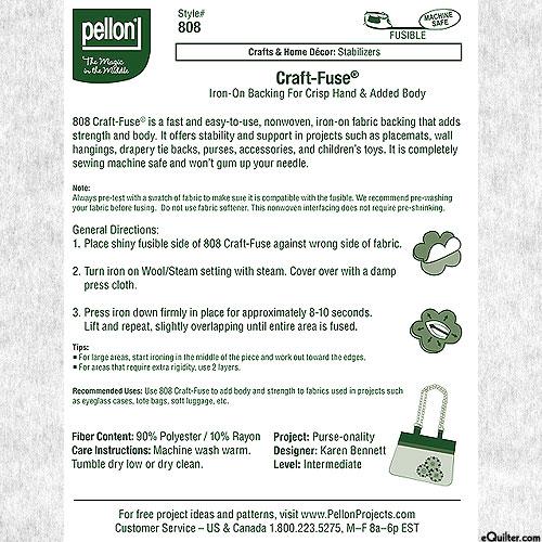Pellon Craft-Fuse