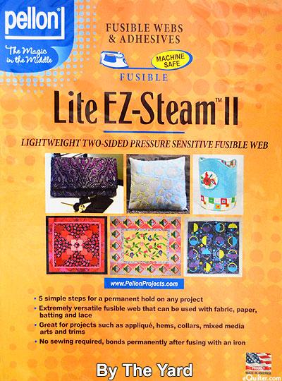 Lite EZ Steam II - Two Sided Pressure Sensitive Fusible Web