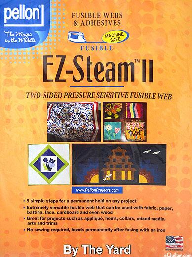"EZ Steam II - Two Sided Pressure Sensitive Fusible Web - 12"""