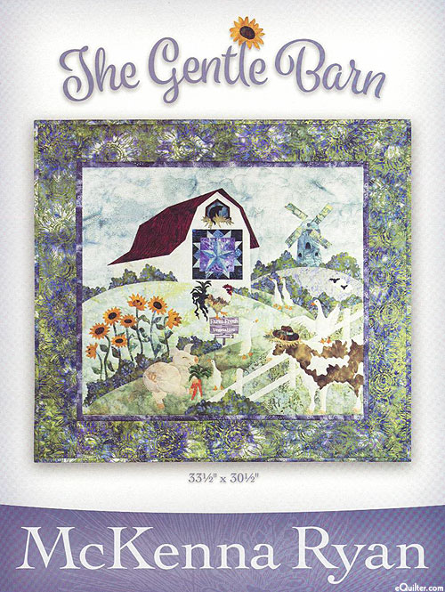 The Gentle Barn - Pattern by McKenna Ryan
