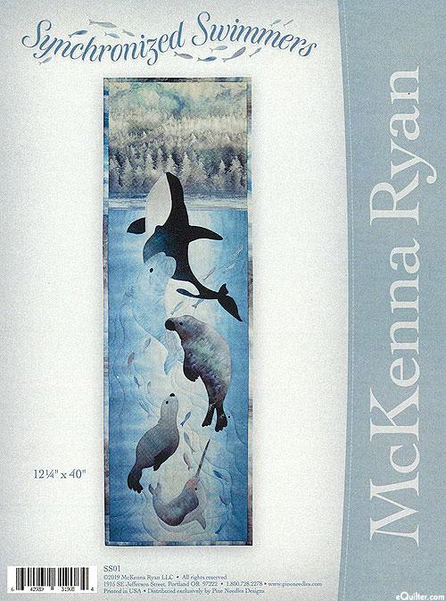Synchronized Swimmers - Pattern by McKenna Ryan