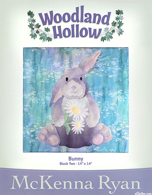 Woodland Hollow - Bunny - Pattern by McKenna Ryan