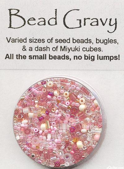 Bead Gravy Beads - Strawberry Puree