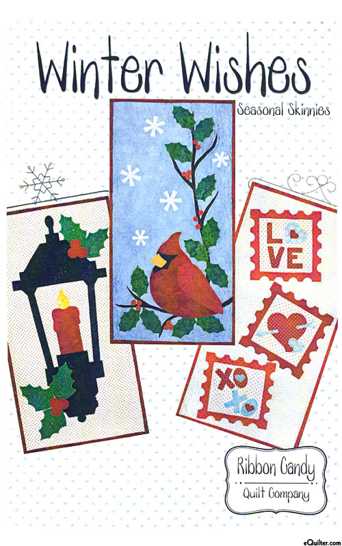 Winter Wishes - Pattern by Ribbon Candy Quilt Company