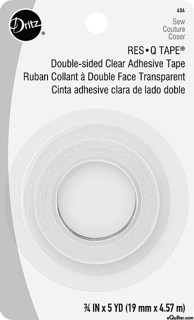 Res-Q-Tape (seam stabilizer)