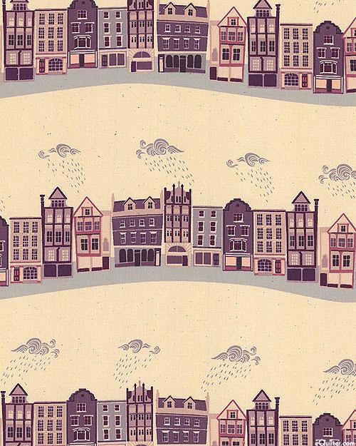 London Town - King's Road - Heather Purple