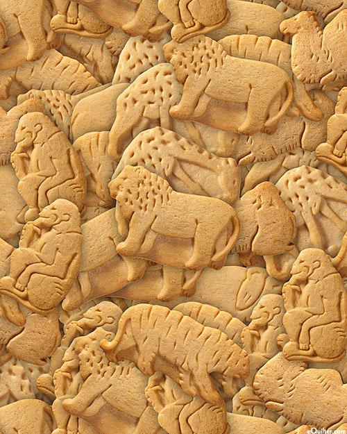 Animal Crackers - Toast - DIGITAL PRINT