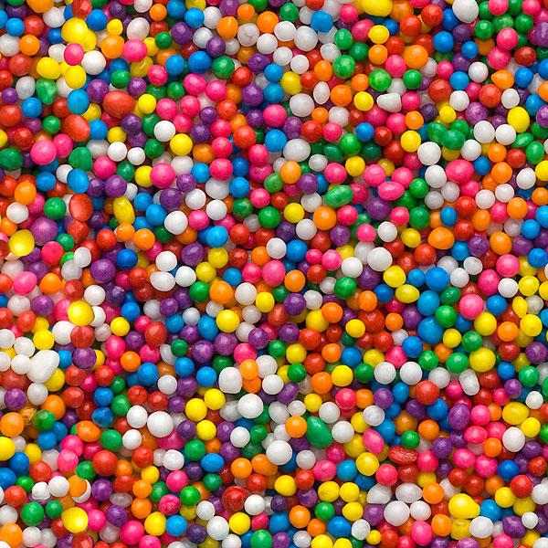 Candy Sprinkles - Multi - DIGITAL PRINT