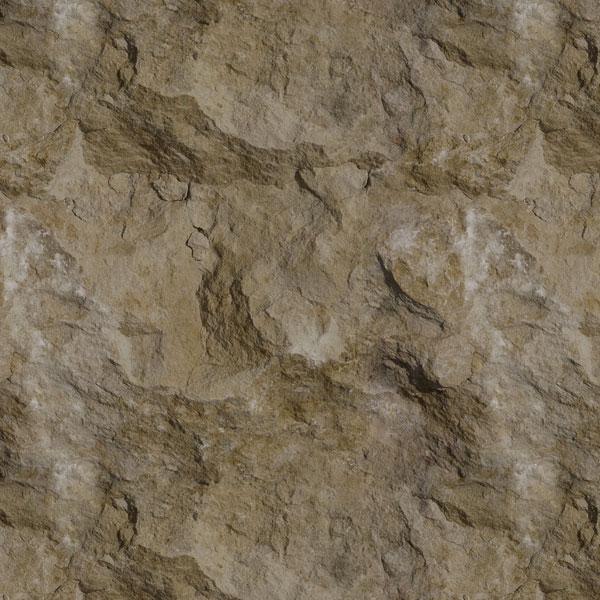Stone Texture - Mossy Brown - DIGITAL PRINT