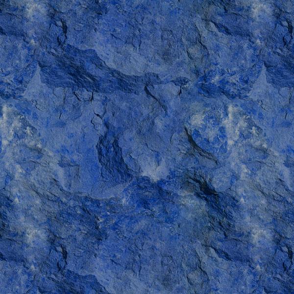 Stone Texture - Indigo Blue - DIGITAL PRINT