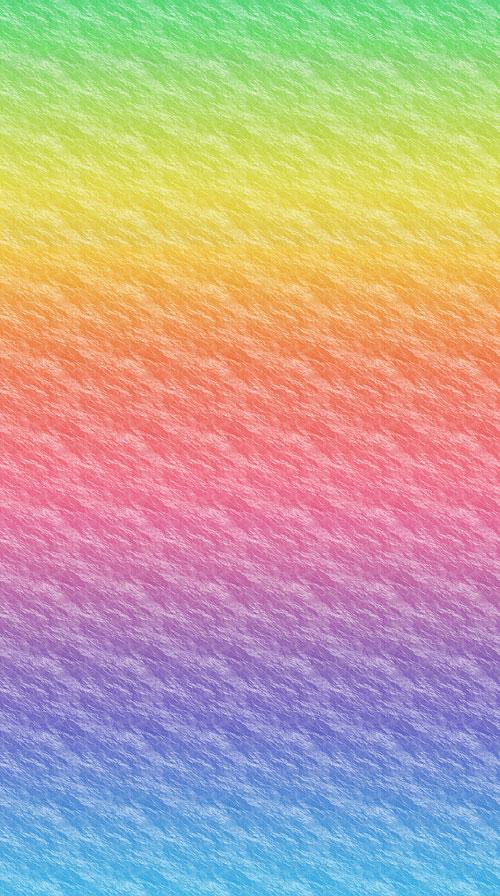 Ombre Rock Face - Pastel - DIGITAL PRINT