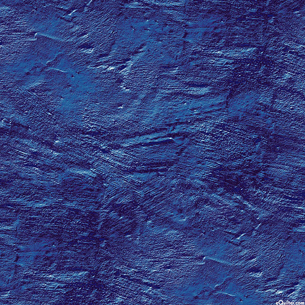 Forever Fresco - Cobalt Blue - DIGITAL PRINT