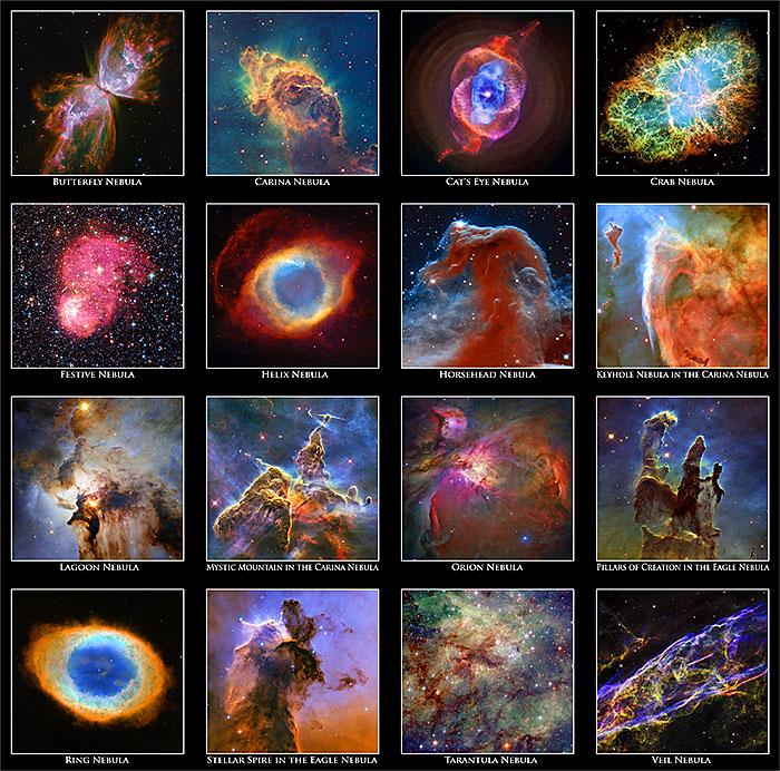 "Space - Nebula Collection - 45"" x 44"" PANEL - DIGITAL PRINT"