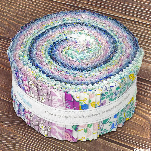 """The Deco Dance Collection - 2 1/2"""" Strip Roll"""