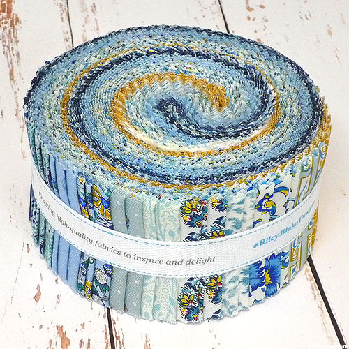 """Liberty Emporium Collection - Discovery - 2 1/2"""" Strip Roll"""