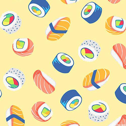 Rainbowfruit - Fresh Rolls - Pastel Yellow