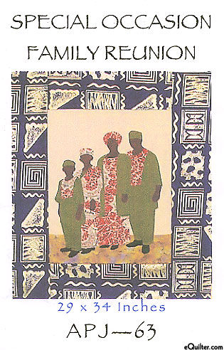 Special Occasion Family Reunion - Quilt Pattern by Sew Fabulous