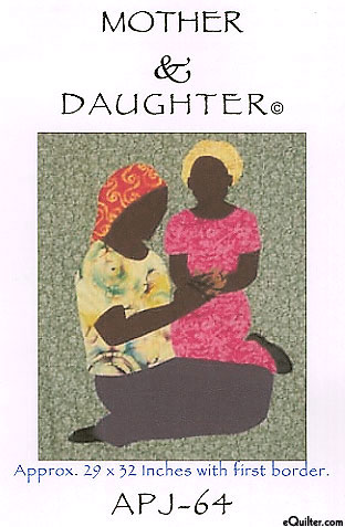 Mother & Daughter - Quilt Pattern by Sew Fabulous