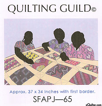 Quilting Guild - Quilt Pattern by Sew Fabulous